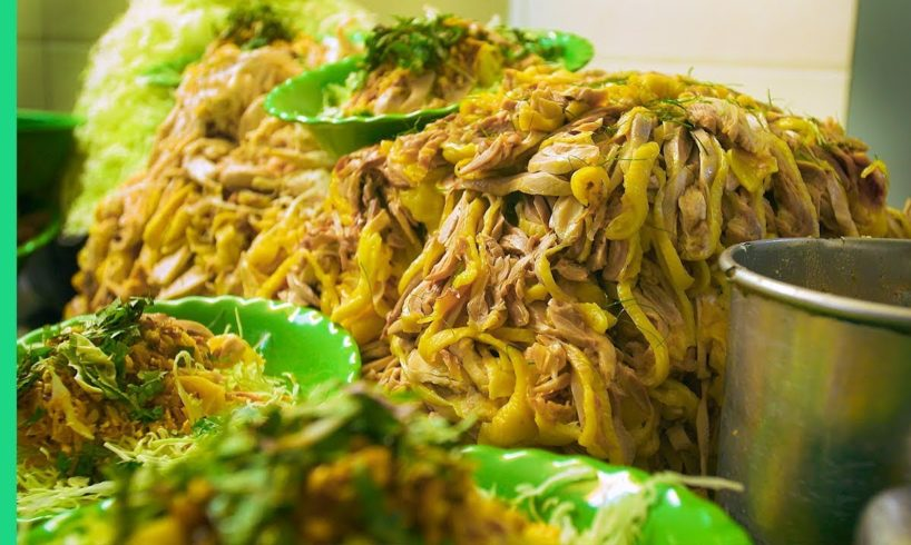 MOST UNIQUE Vietnamese Street food in Hanoi's Old Quarter + Hanoi Night Life