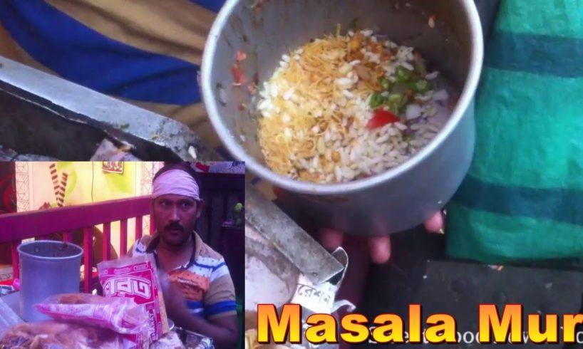 Masala Muri Preparation In Kolkata Street - Street food loves you