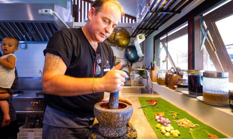 Meet the UMAMI MASTER of Thai Food! | Northern Thai Food - Chiang Mai, Thailand