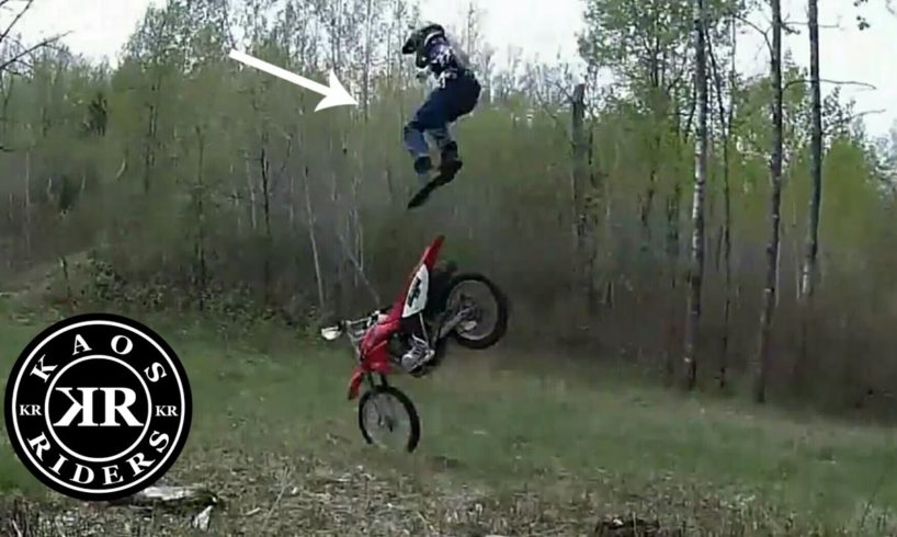 Most Brutal Dirtbike & Motocross Crashes | Dirtbike Crashes Compilation | [S1,Ep.1]