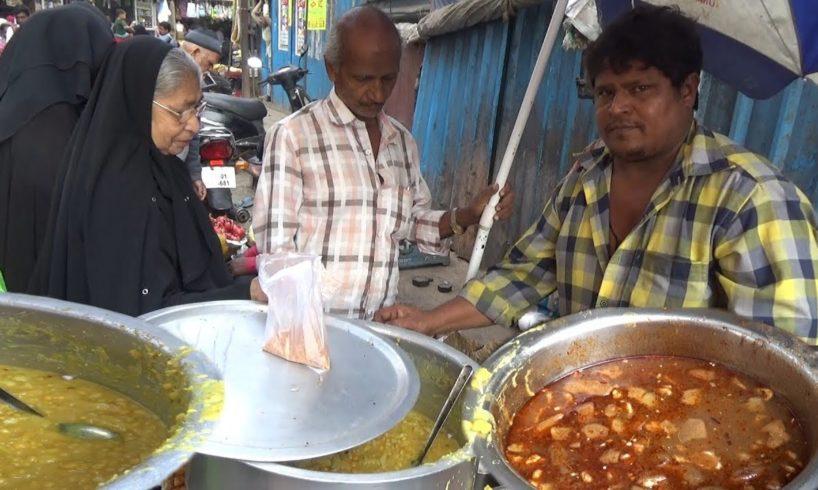 Mumbai Ka Spicy Ragda (Ghugni) Chaat @10 rs ($0.14)   Food Lover Say Who Want to Eat