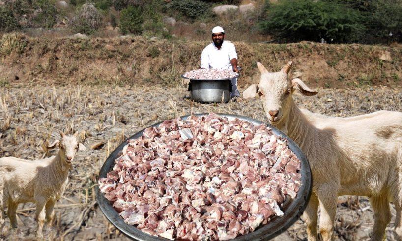 Mutton Afghani Gravy | Afghan Style Mutton Recipe by Nawab