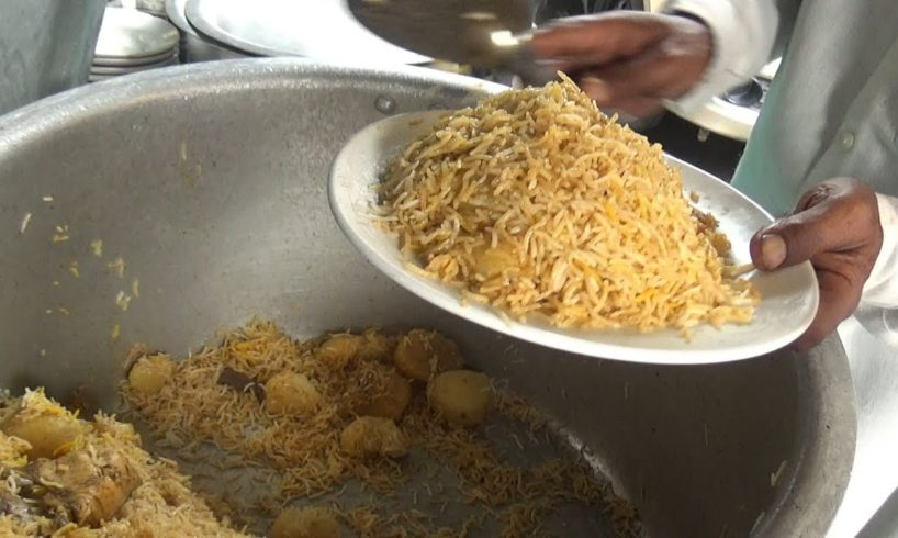 Mutton Biryani @ 90 rs & Chicken Biryani @ 80 rs Besides Bankshall Court Kolkata