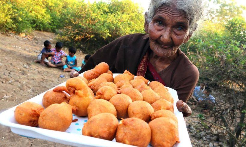Mysore Bonda Recipe   Very Simple Mysore Bajji Recipe  Country foods