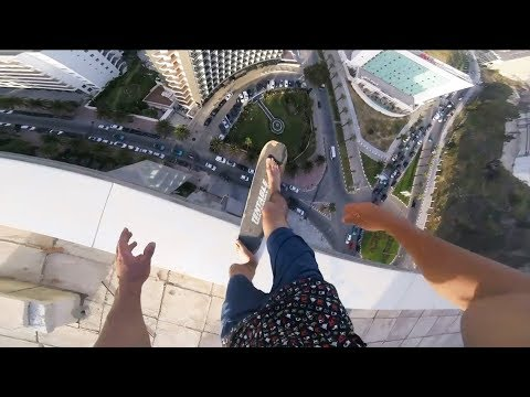 NEAR DEATH CAPTURED by GoPro and camera pt.29 [FailForceOne]