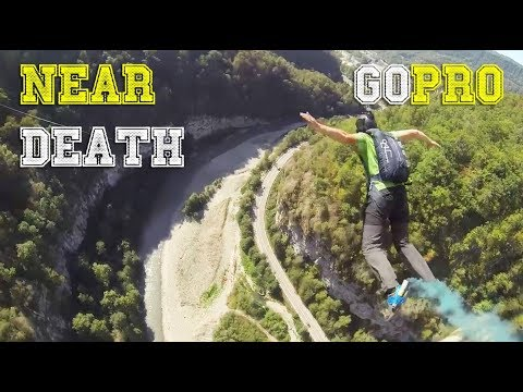 NEAR DEATH CAPTURED by GoPro and camera pt.7 REUPLOADED [FailForceOne]