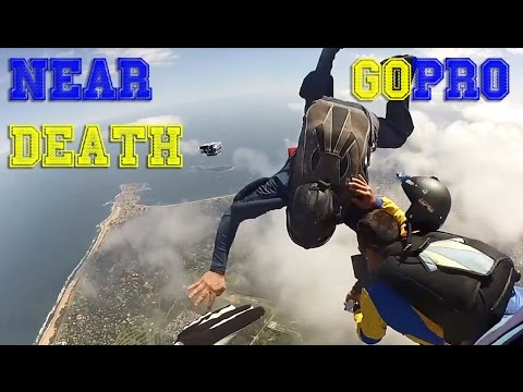 NEAR DEATH CAPTURED by GoPro and camera pt.8 [FailForceOne]