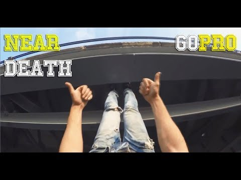 NEAR DEATH CAPTURED by GoPro and camera pt.9 [FailForceOne]