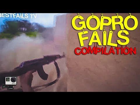 NEAR DEATH CAPTURED by GoPro  vol. 4 [BestFailsTV] COMPILATION 2018