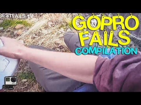 NEAR DEATH CAPTURED by GoPro  vol. 5 [BestFailsTV] COMPILATION 2018