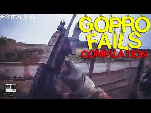 NEAR DEATH CAPTURED by GoPro  vol. 6 [BestFailsTV] COMPILATION 2018