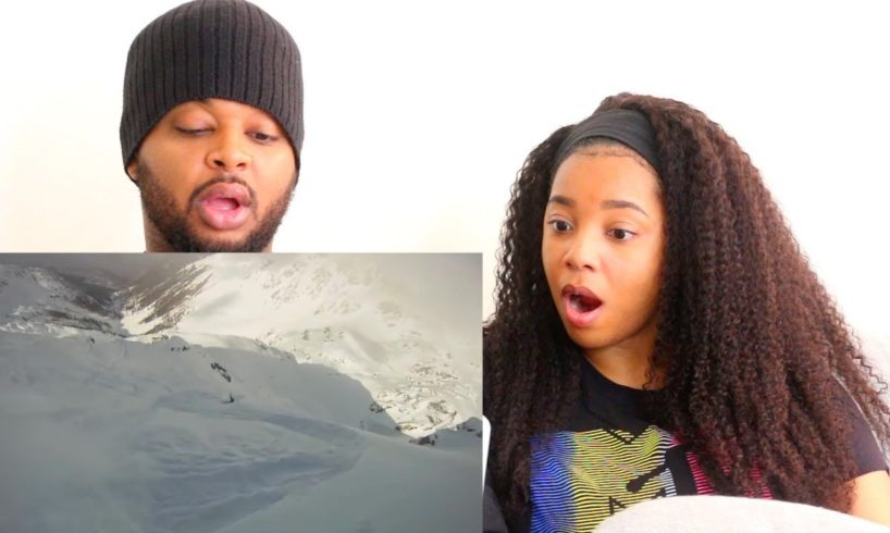 NEAR DEATH EXPERIENCES CAPTURED BY GoPros COMPILATION   Reaction
