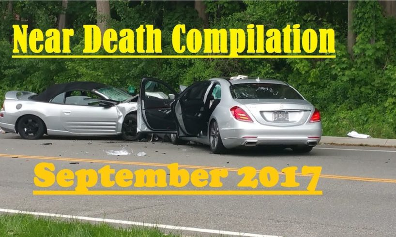 Near Death Compilation MARCH 2018 #4 NEW