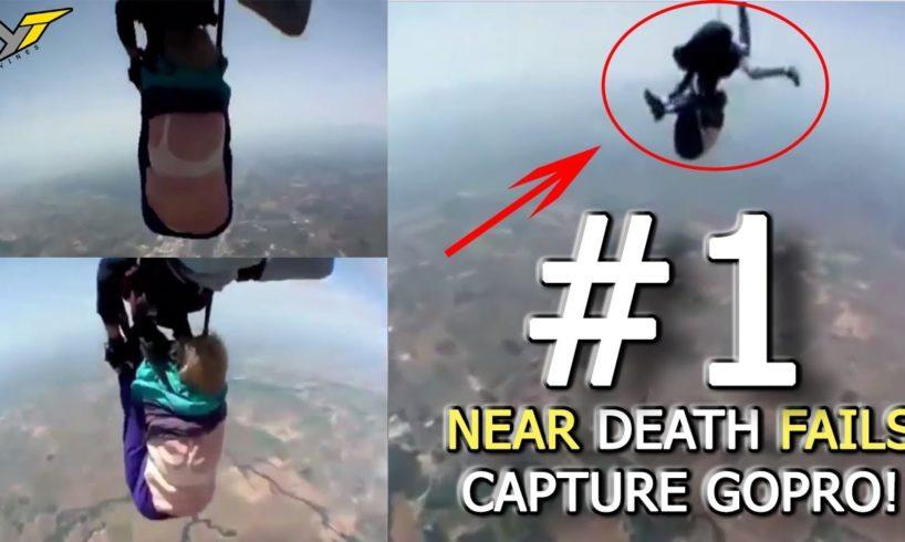 Near Death Fails Compilation 2017 Capture GoPro! (YT Vines) #1