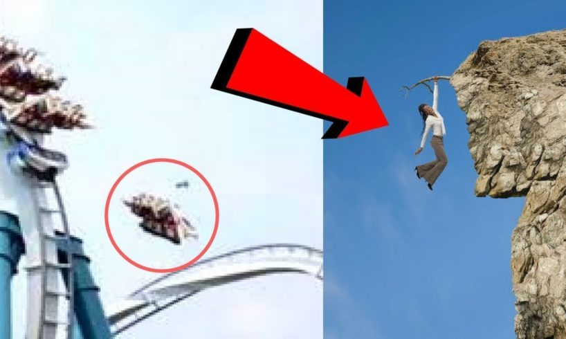Near Death caught on camera compilation part #2