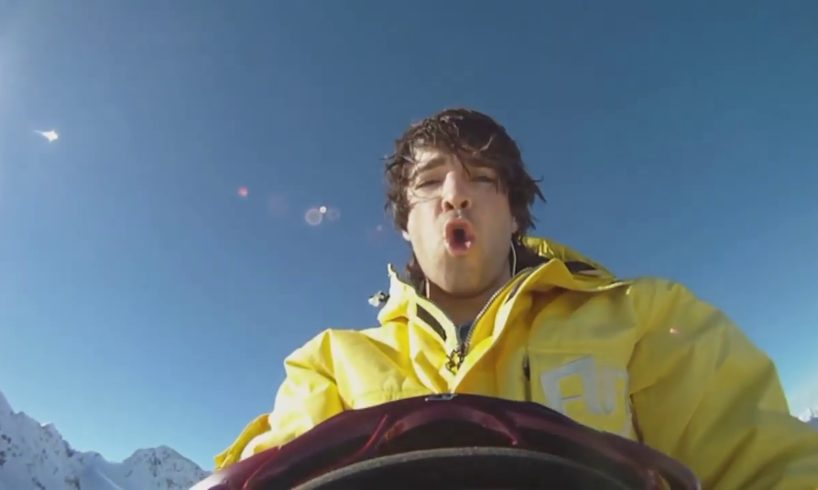 Near death experiences captured by GoPros compilation Vol 1