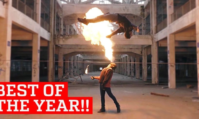 PEOPLE ARE AWESOME 2017 | BEST VIDEOS OF THE YEAR!