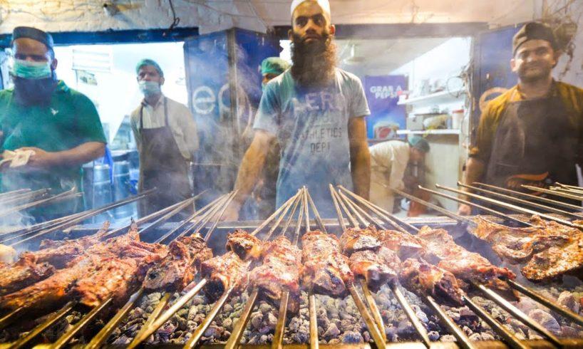 Pakistan Meat Paradise - NALLI NIHARI + TIKKA in Gujranwala | Pakistani Street Food Tour!