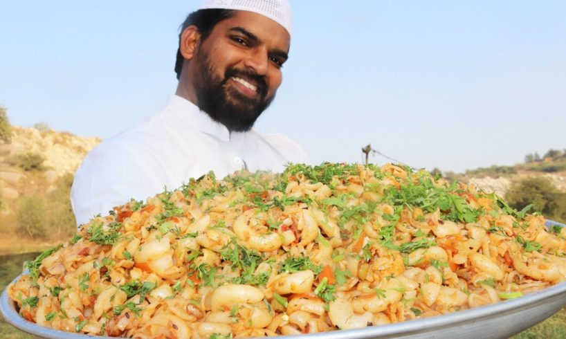 Pasta Recipe || Indian Style Macaroni Pasta By Nawabs  kitchen