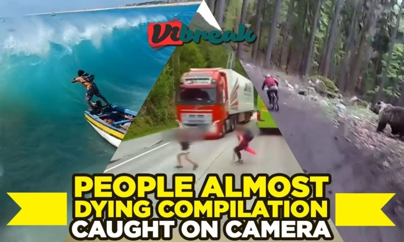 People Almost Dying Compilation - Near Death Experiences Caught On Camera