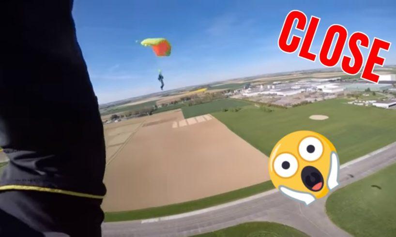 Pilot Crash compilation(Paragliding) - Near Death