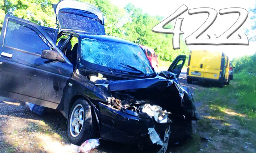 ROAD RAGE & CAR CRASH COMPILATION #422 (June 2016) (with English subtitles)