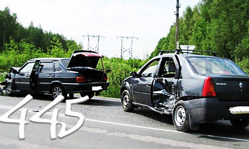 ROAD RAGE & CAR CRASH COMPILATION #445 (August 2016)
