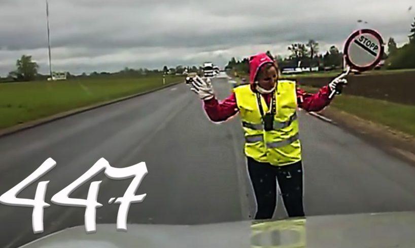 ROAD RAGE & CAR CRASH COMPILATION #447 (August 2016)