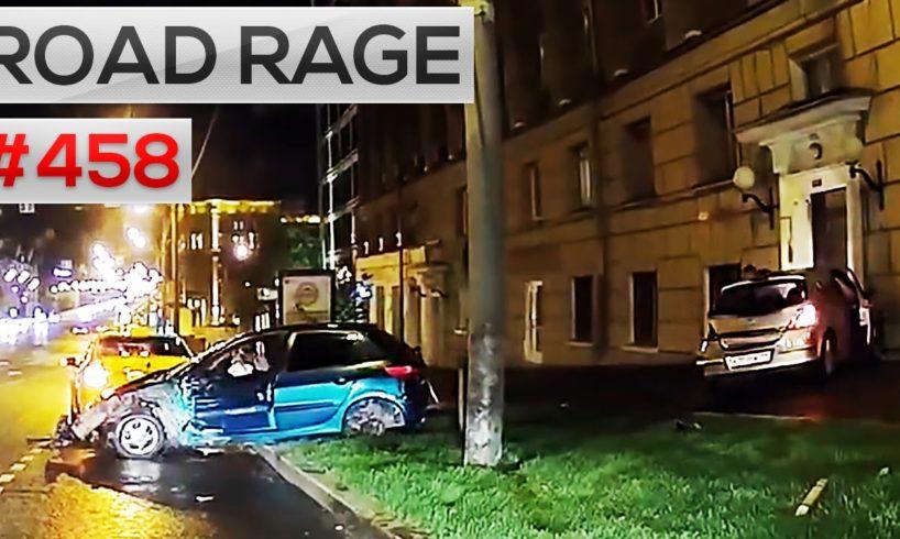 ROAD RAGE & CAR CRASH COMPILATION #458 (September 2016)