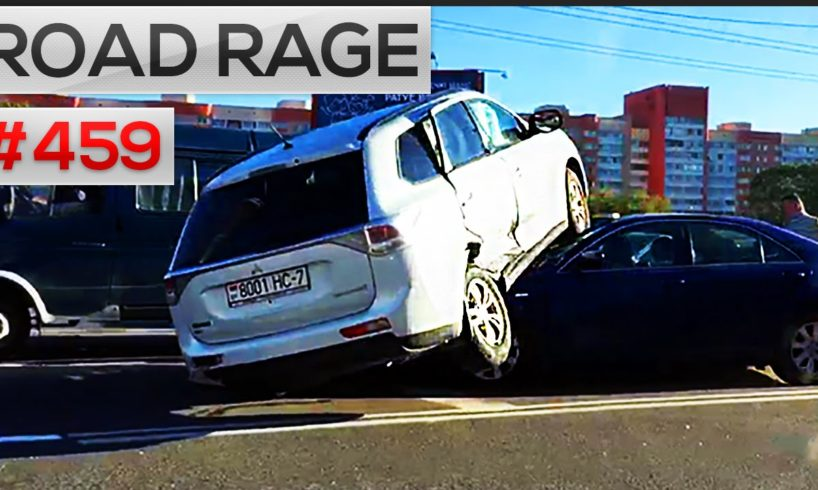 ROAD RAGE & CAR CRASH COMPILATION #459 (September 2016)