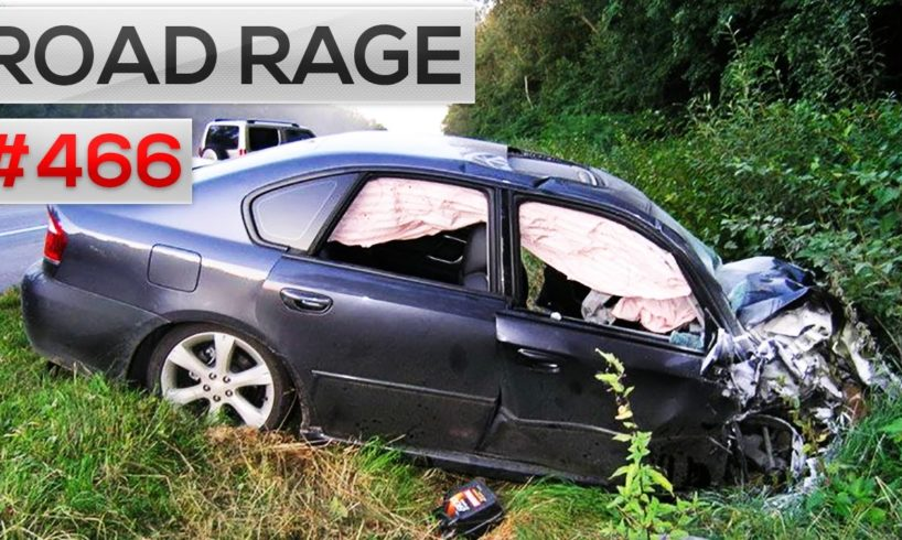 ROAD RAGE & CAR CRASH COMPILATION #466 (September 2016)