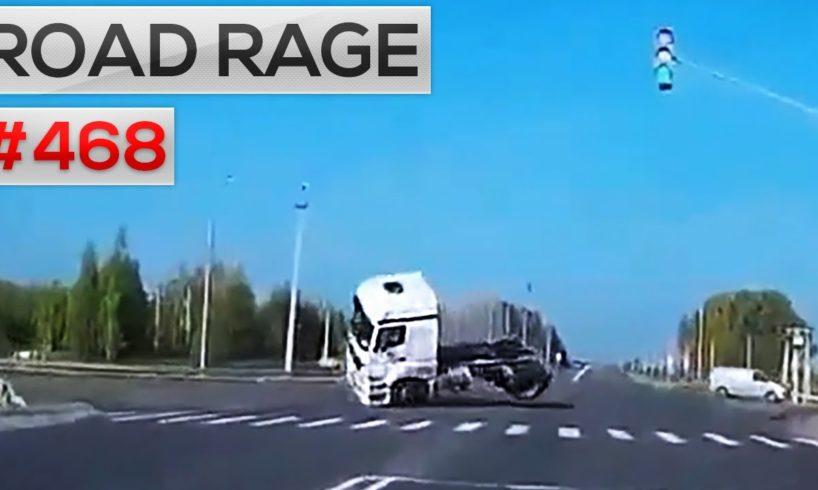 ROAD RAGE & CAR CRASH COMPILATION #468 (September 2016)