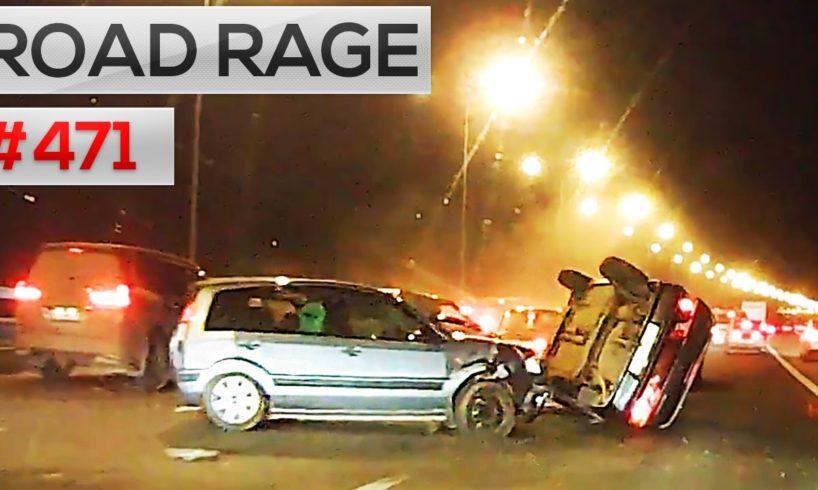 ROAD RAGE & CAR CRASH COMPILATION #471 (October 2016)