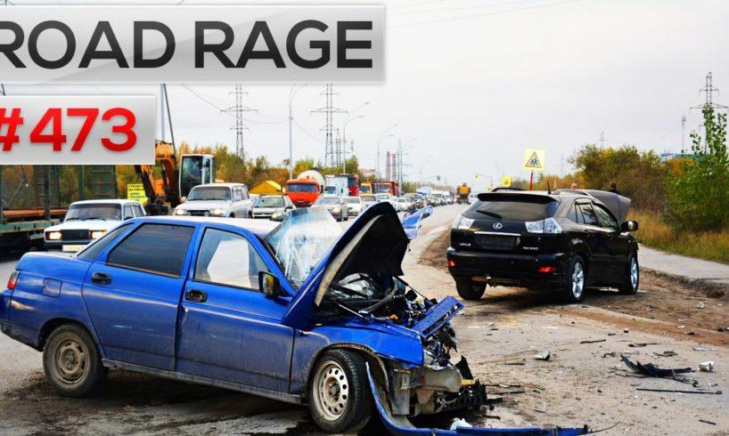 ROAD RAGE & CAR CRASH COMPILATION #473 (October 2016)