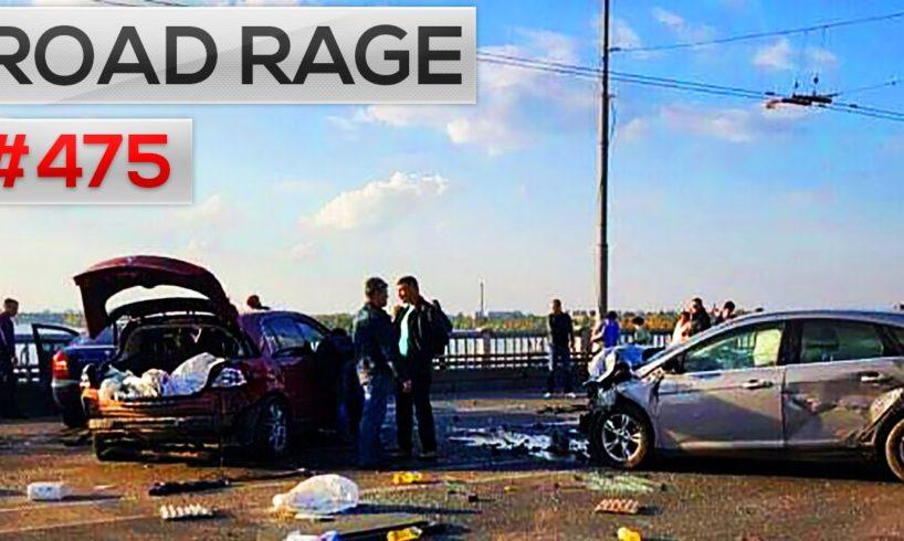 ROAD RAGE & CAR CRASH COMPILATION #475 (October 2016)