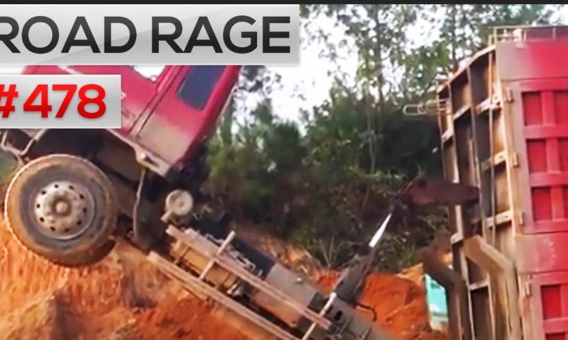 ROAD RAGE & CAR CRASH COMPILATION #478 (October 2016)