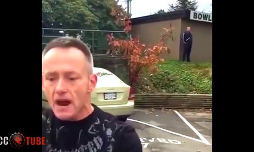 Road rage karma 2016 on dash camera ||  Street fight &  car road rage #8