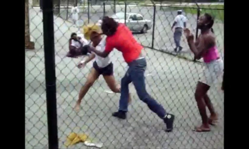 South Africa Hood Fights!!