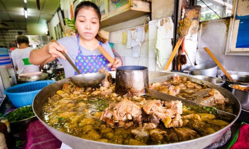 TOP 5 BEST THAI DISHES! | My Favorite Thai Food in Bangkok, Thailand!