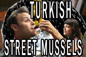 Turkish Street Food and High Class Dumplings in Istanbul