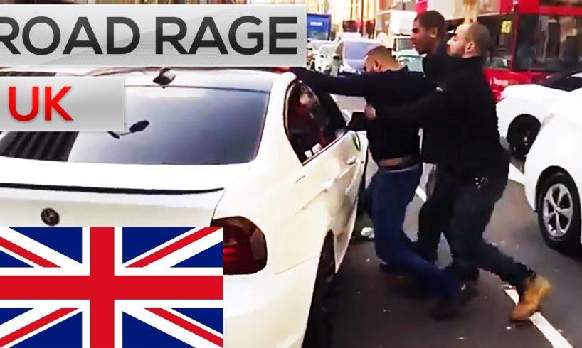 UK ROAD RAGE & CAR CRASHES,  UK Bad drivers compilation 2016
