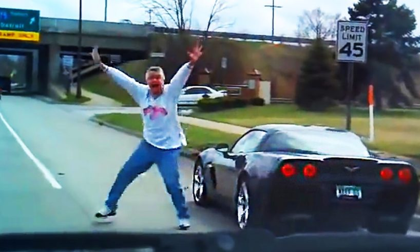 US ROAD RAGE COMPILATION 2016 / CRAZY ROAD RAGE FIGHT #6