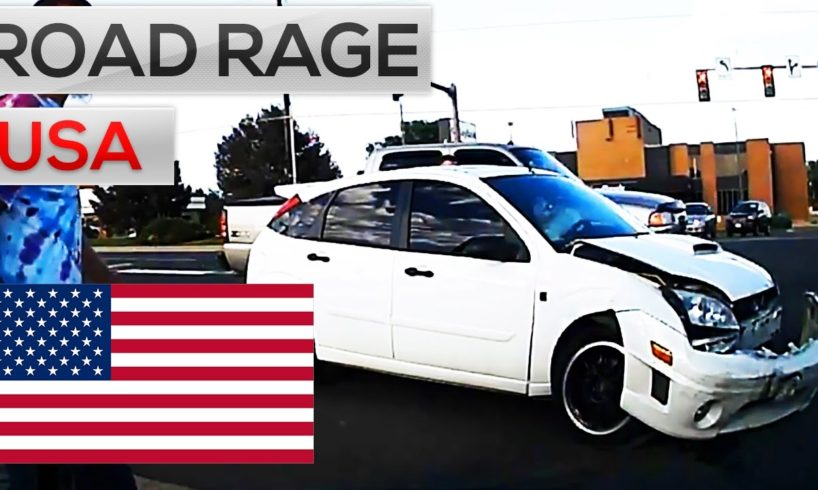US ROAD RAGE & US CAR CRASH COMPILATION 2016