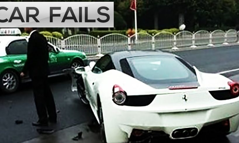 Ultimate Retarded Drivers Fails Asia - Extreme Driving Fails, Road Rage and Sounds