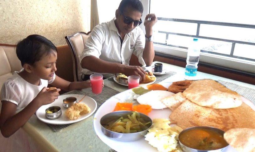 Unlimited Buffet South Indian Breakfast   Kanyakumari Tamil Nadu