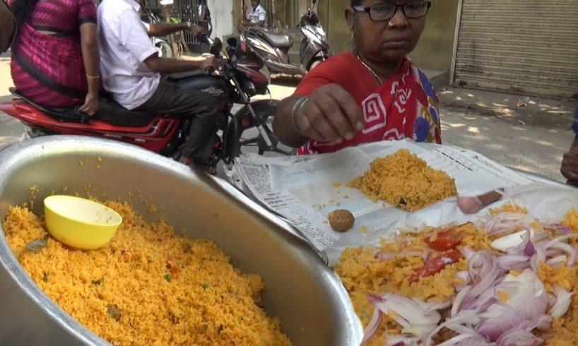 Veg Biryani Starting Only 20 rs Per Plate | Amazing Chennai Street Food