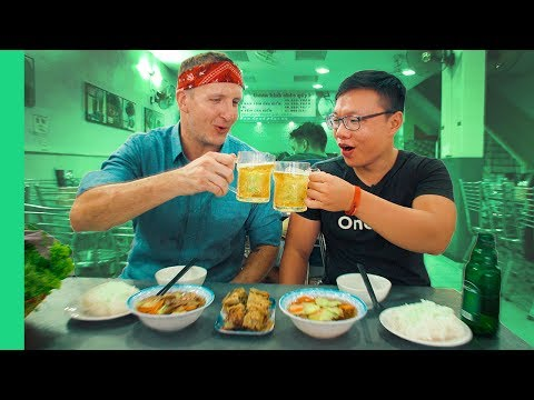 Vietnam's most Western-friendly Food (WARNING: Don't Drink It!!)
