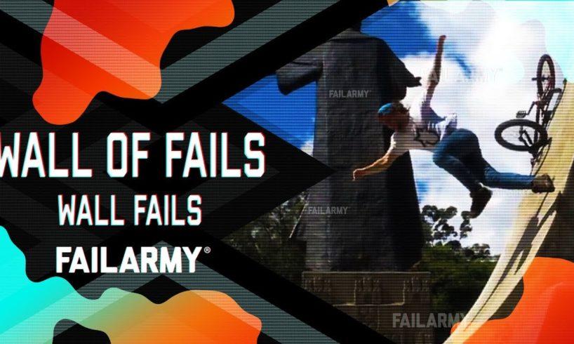 Wall of Fails: Wall Fails (February 2019) | FailArmy