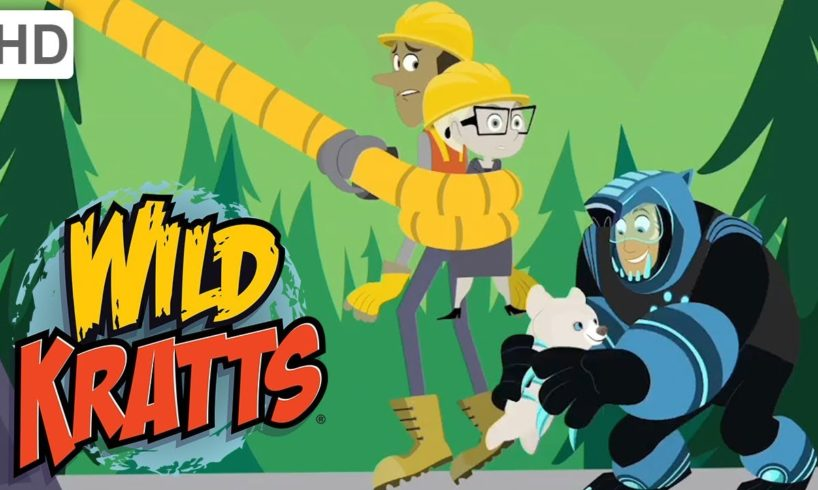 Wild Kratts 🌍⚙️ Earth Day Rescues! | Kids Videos