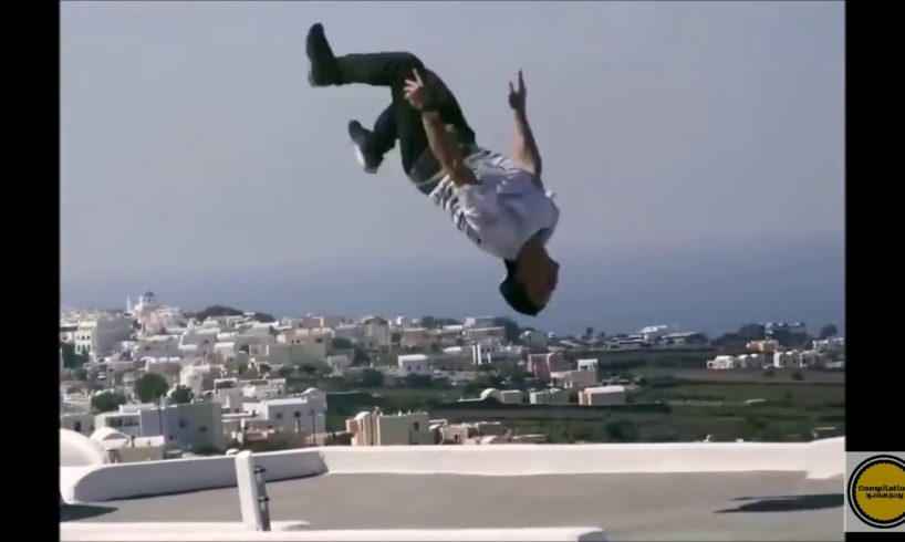 people are awesome (parkour)